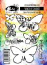 Visible Image Clear Stamp Set - Wings of Change
